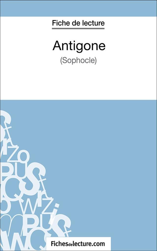 Antigone als eBook epub