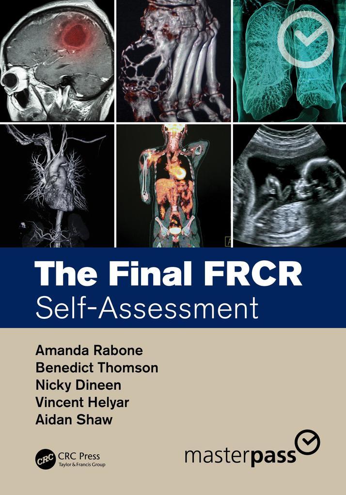 The Final FRCR als Taschenbuch