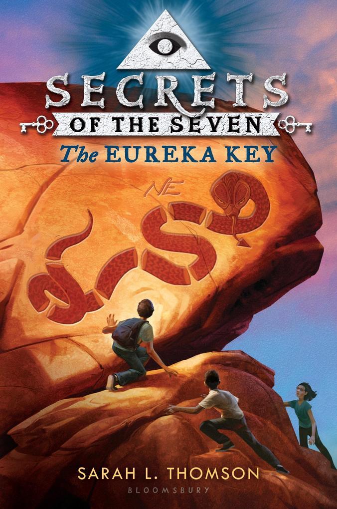 The Eureka Key als Buch (gebunden)
