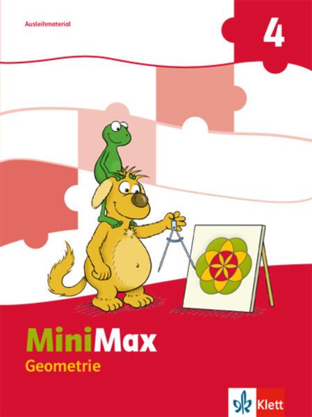 MiniMax. themenheft Geometrie. 4. Schuljahr Ausleihmaterial als Buch (geheftet)