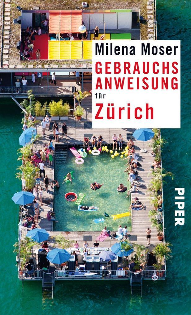 Gebrauchsanweisung für Zürich als Taschenbuch