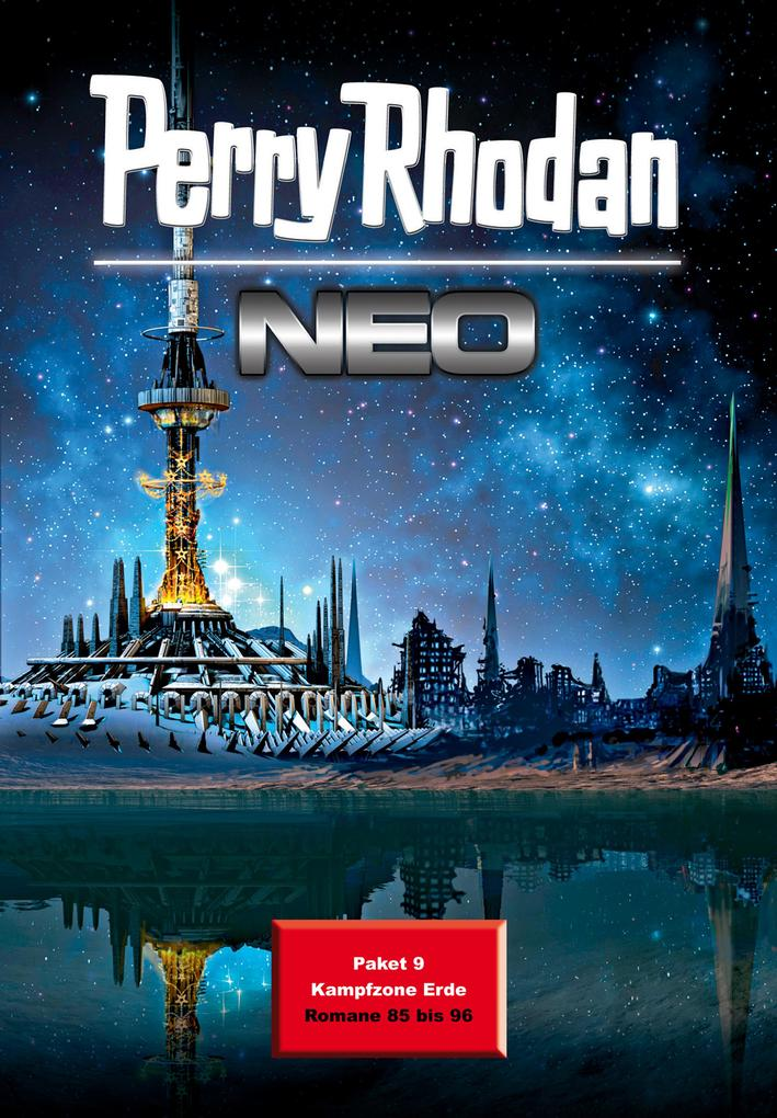Perry Rhodan Neo Paket 9: Kampfzone Erde als eBook epub