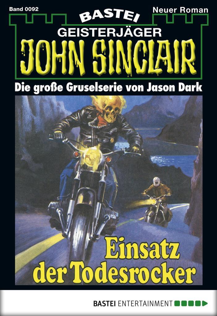 John Sinclair - Folge 0092 als eBook epub