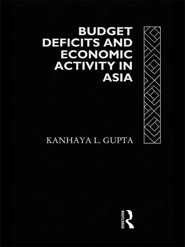 Budget Deficits and Economic Activity in Asia als eBook epub