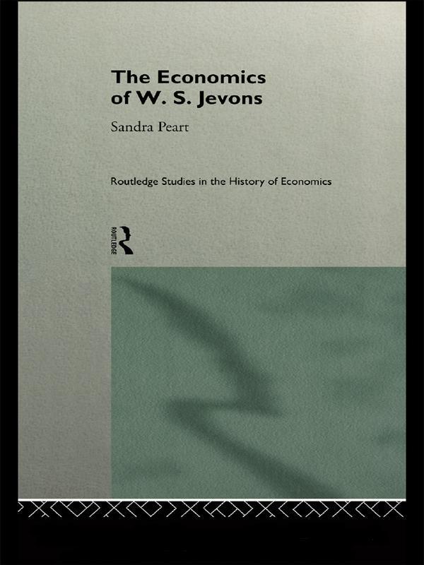 The Economics of W.S. Jevons als eBook epub
