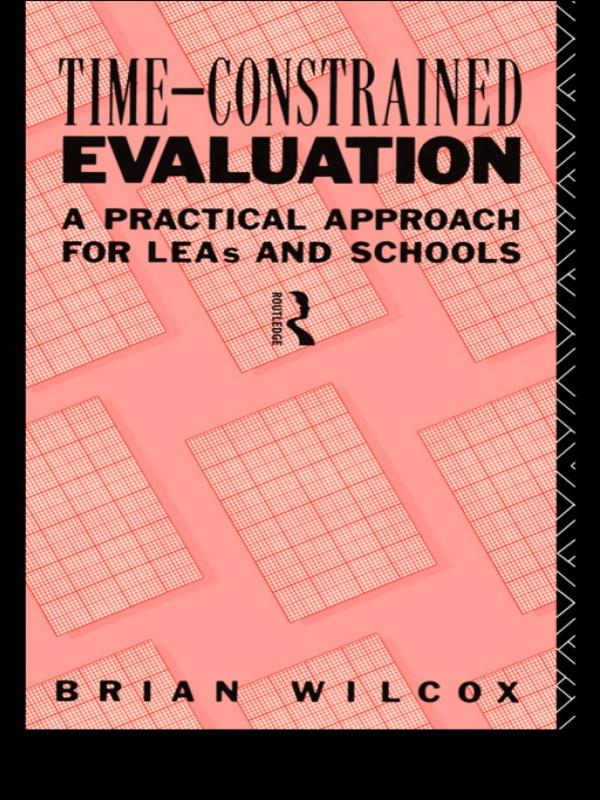 Time-Constrained Evaluation als eBook epub