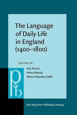 Language of Daily Life in England (1400-1800) als eBook pdf