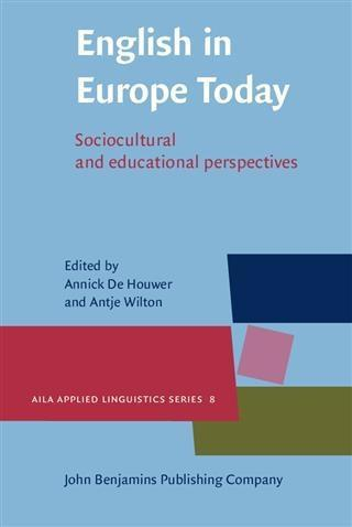 English in Europe Today als eBook pdf