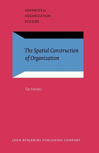 Spatial Construction of Organization als eBook pdf