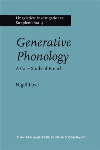 Generative Phonology als eBook pdf