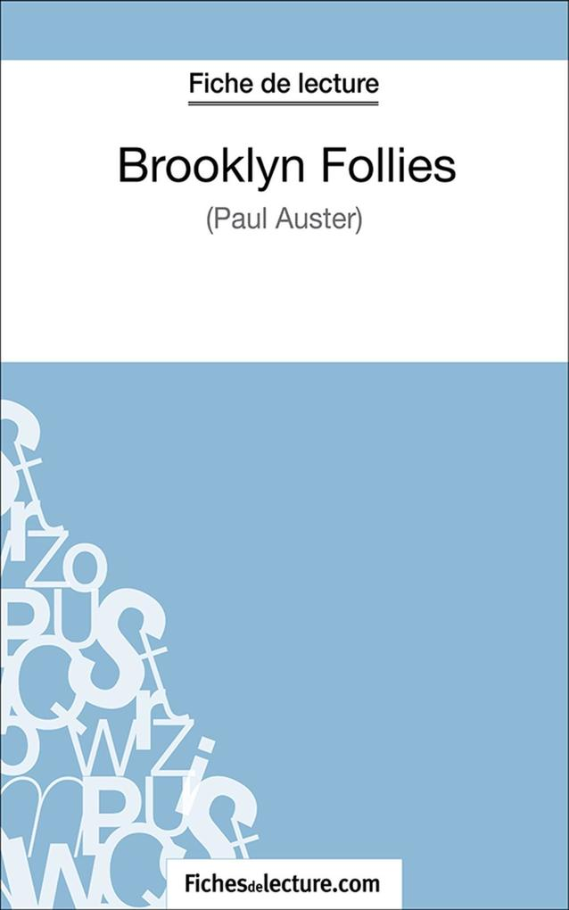Brooklyn Follies als eBook epub