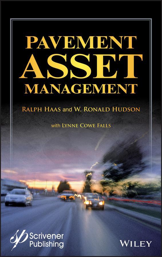 Pavement Asset Management als eBook epub