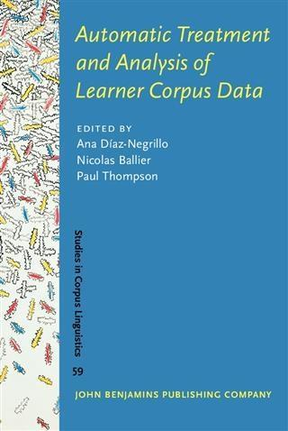 Automatic Treatment and Analysis of Learner Corpus Data als eBook pdf