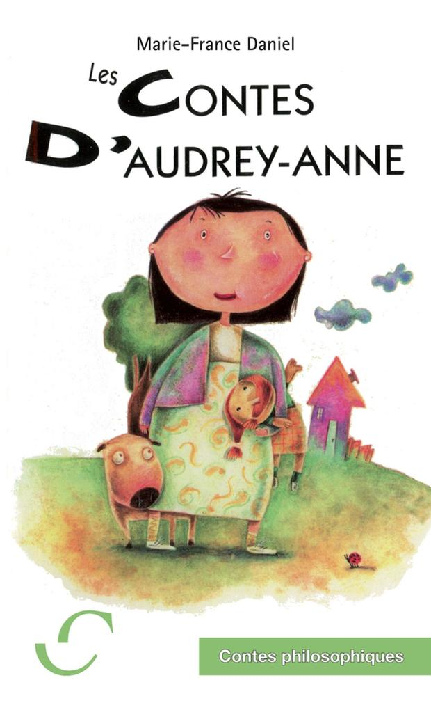 Les Contes d'Audrey-Anne als eBook epub