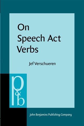 On Speech Act Verbs als eBook pdf