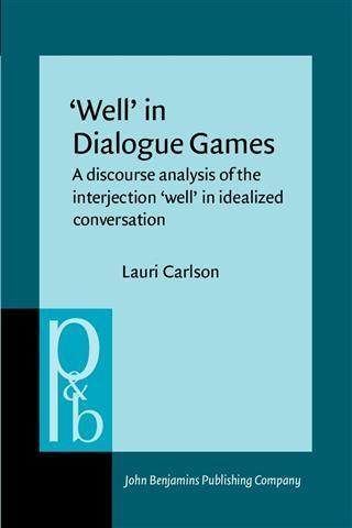 'Well' in Dialogue Games als eBook pdf