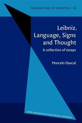 Leibniz. Language, Signs and Thought als eBook pdf