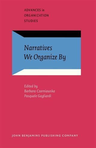 Narratives We Organize By als eBook pdf