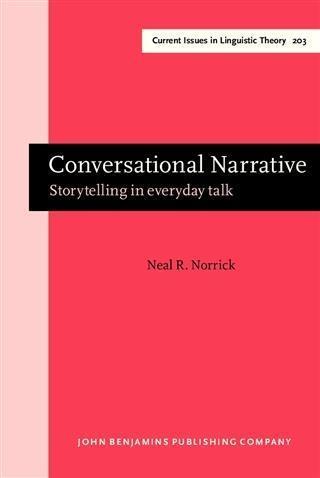Conversational Narrative als eBook pdf