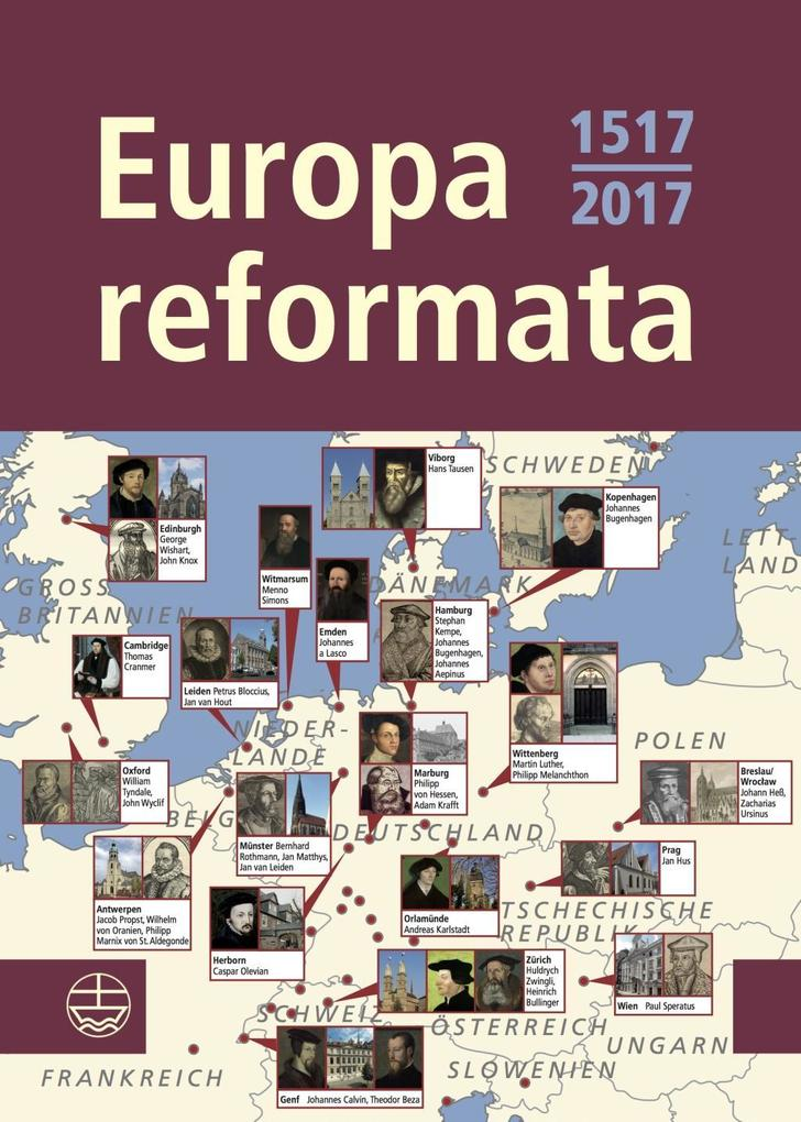 Europa Reformata als Buch (gebunden)