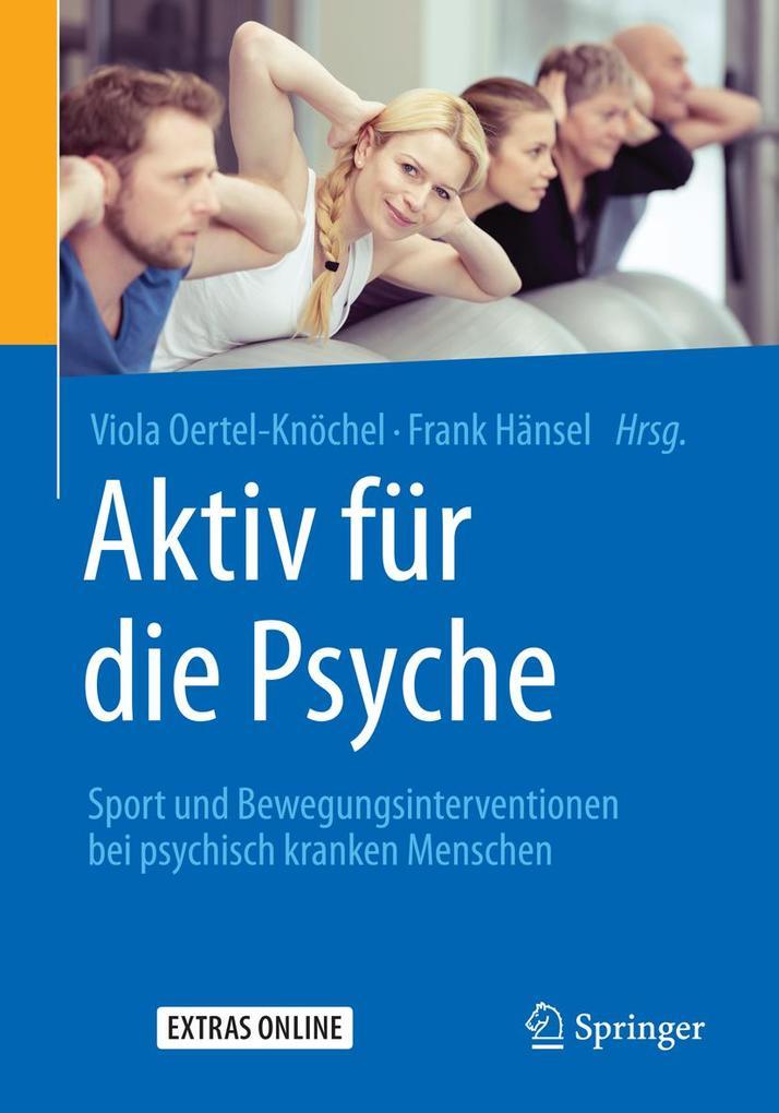 Aktiv für die Psyche als Buch (kartoniert)