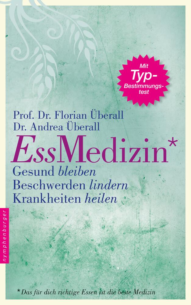 Ess-Medizin als Buch (gebunden)