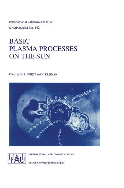 Basic Plasma Processes on the Sun als Buch (gebunden)