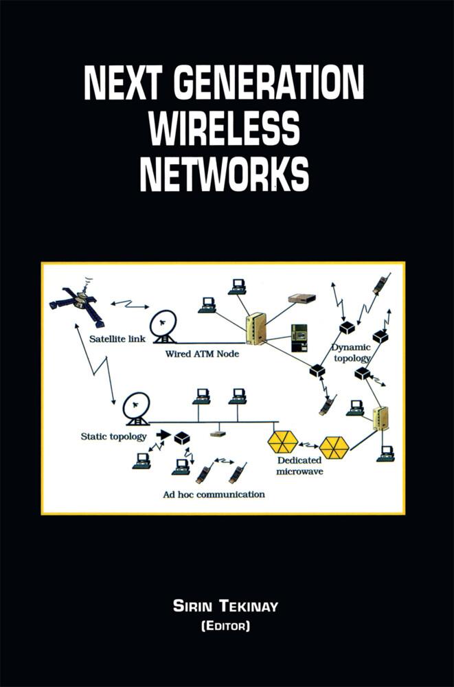 Next Generation Wireless Networks als Buch (gebunden)