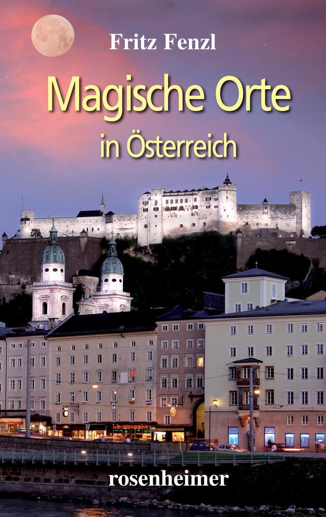 Magische Orte in Österreich als eBook epub
