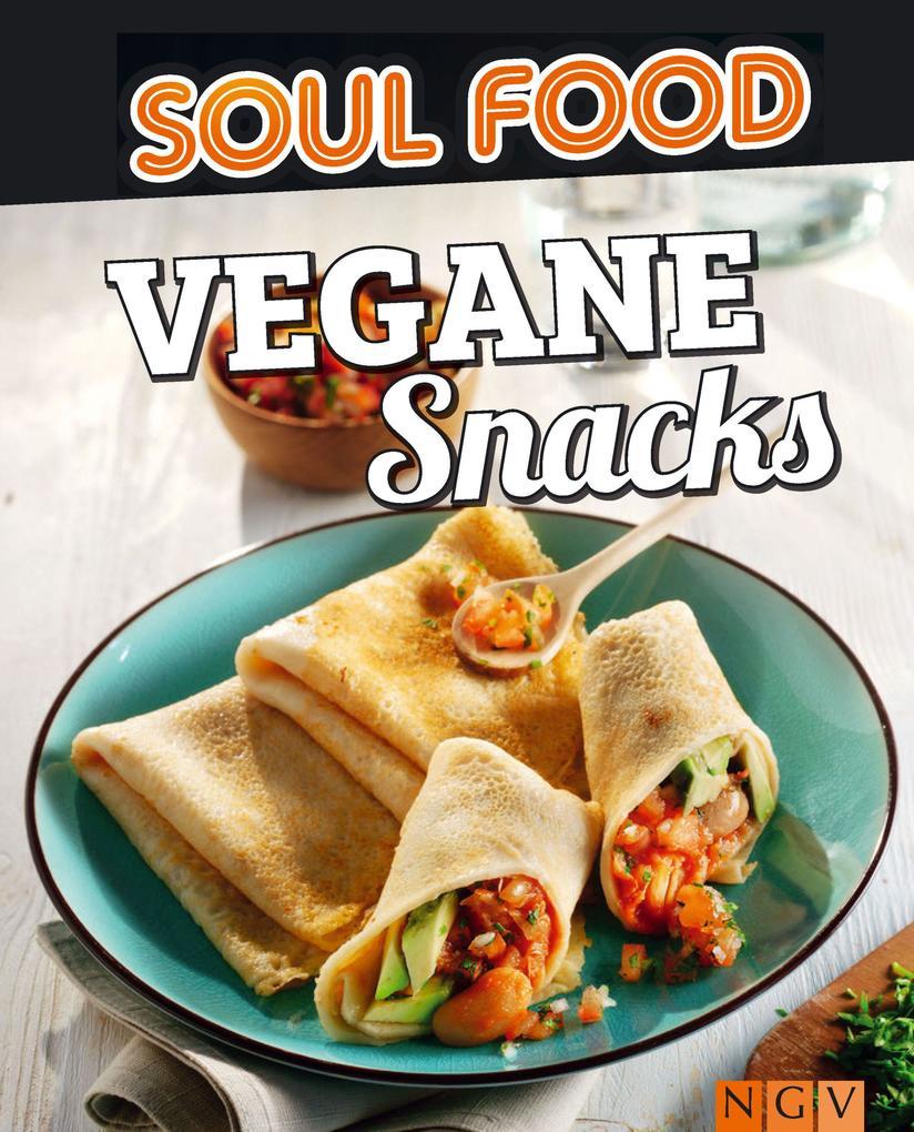 Vegane Snacks als eBook