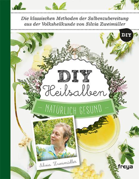 DIY Heilsalben als Buch (kartoniert)
