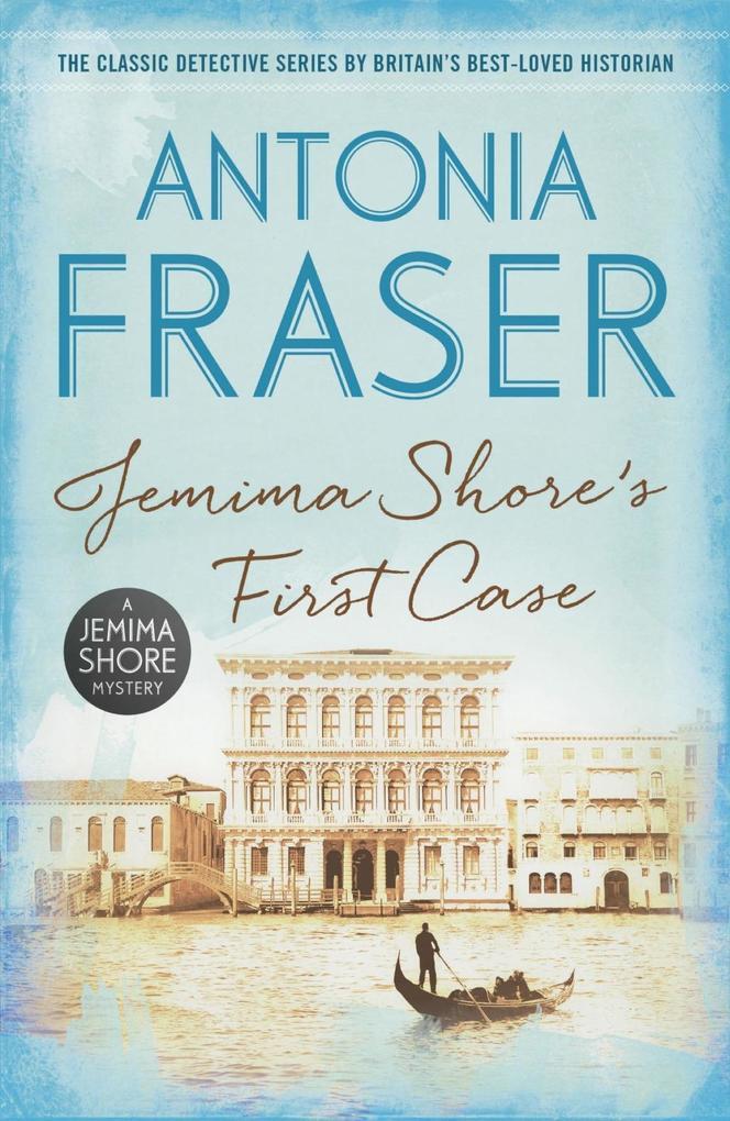 Jemima Shore's First Case als eBook epub