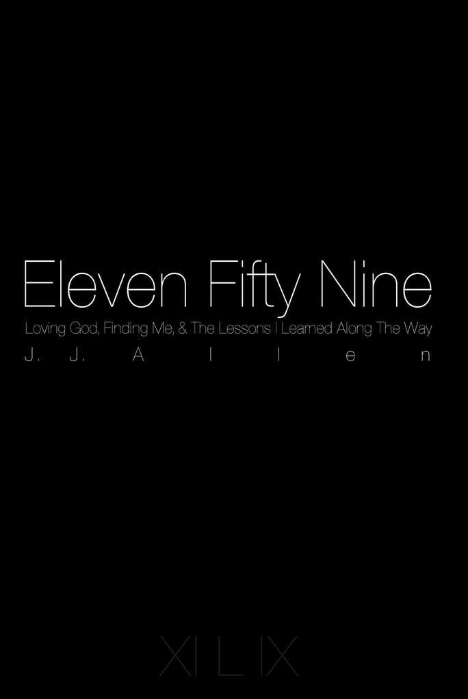 Eleven Fifty Nine als eBook epub