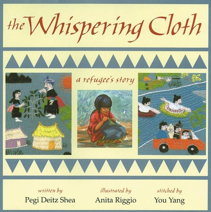 The Whispering Cloth: A Refugee's Story als Taschenbuch
