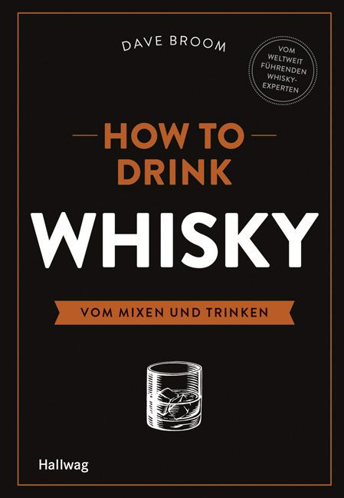 How to Drink Whisky als Buch (kartoniert)