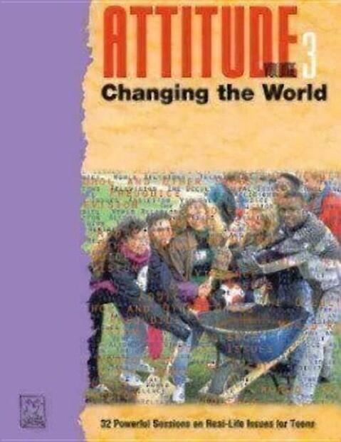 Attitude Volume 3: Changing the World als Taschenbuch