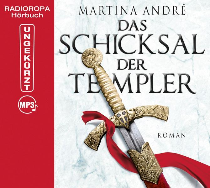 Das Schicksal der Templer als Hörbuch CD