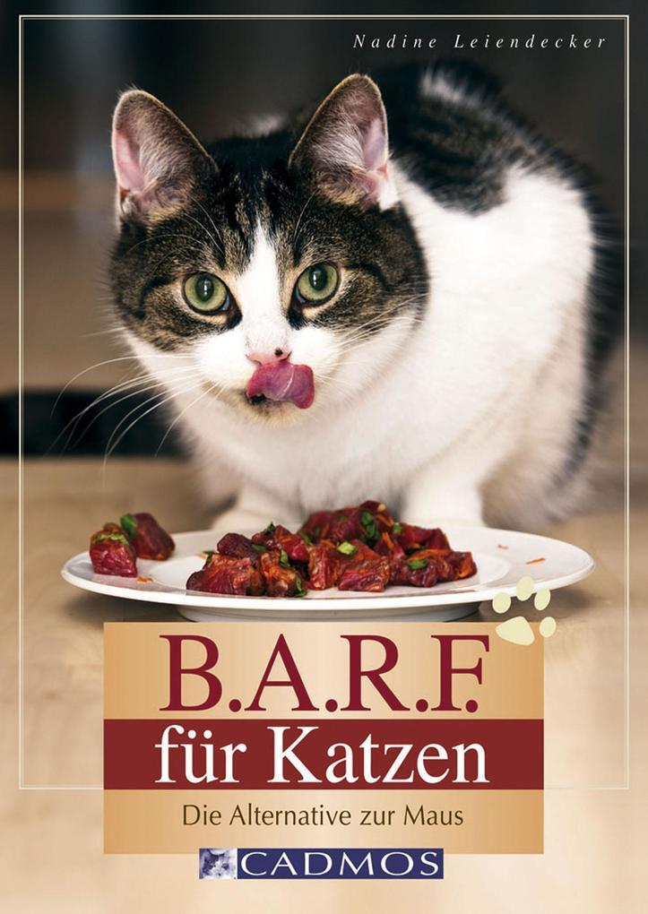 B.A.R.F. für Katzen als eBook