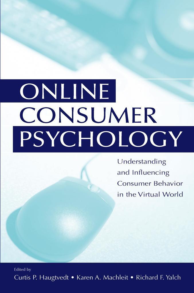 Online Consumer Psychology als eBook pdf