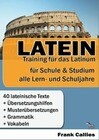 Latein - Training für das Latinum