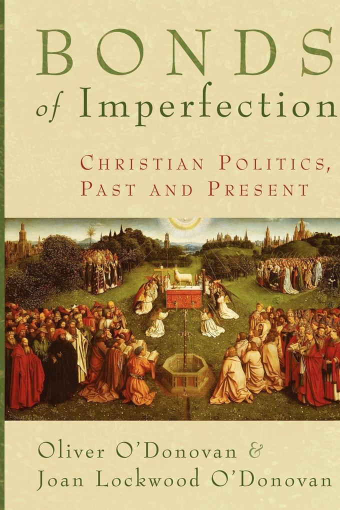 Bonds of Imperfection als Taschenbuch