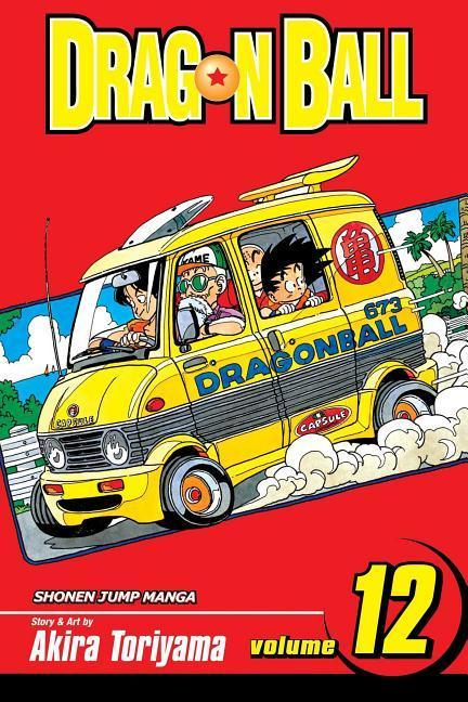 Dragon Ball, Vol. 12 als Taschenbuch