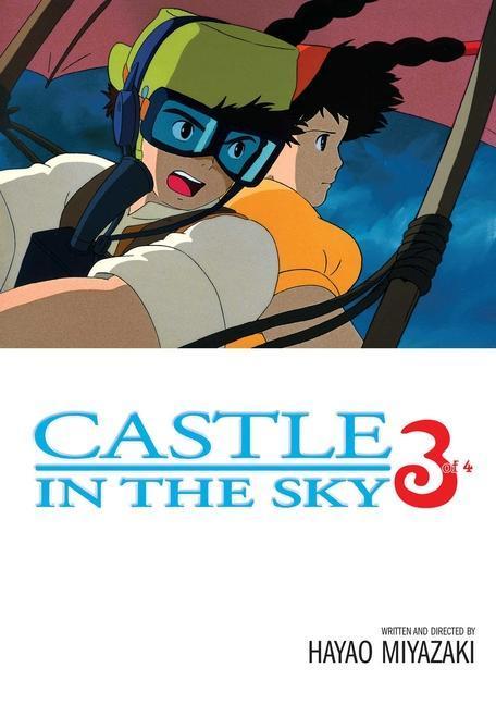 Castle in the Sky Film Comic, Vol. 3, 3 als Taschenbuch