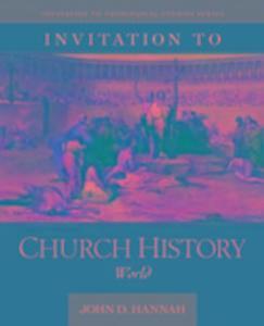 Invitation to Church History als Buch (gebunden)