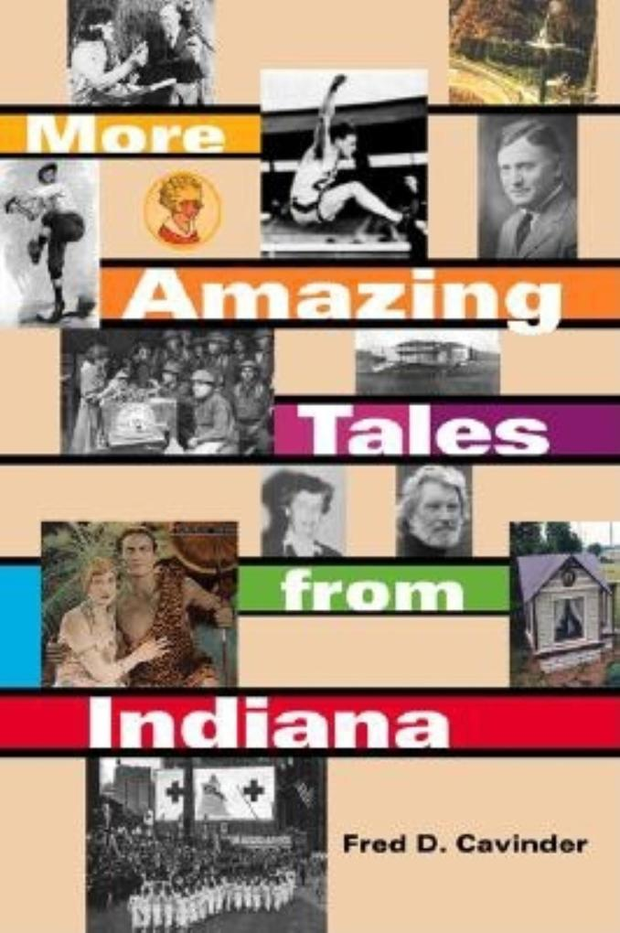 More Amazing Tales from Indiana als Taschenbuch