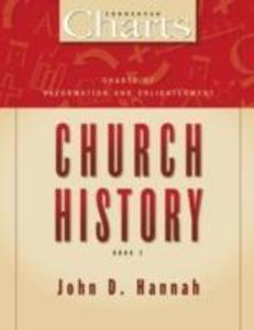Charts of Reformation and Enlightenment Church History als Taschenbuch