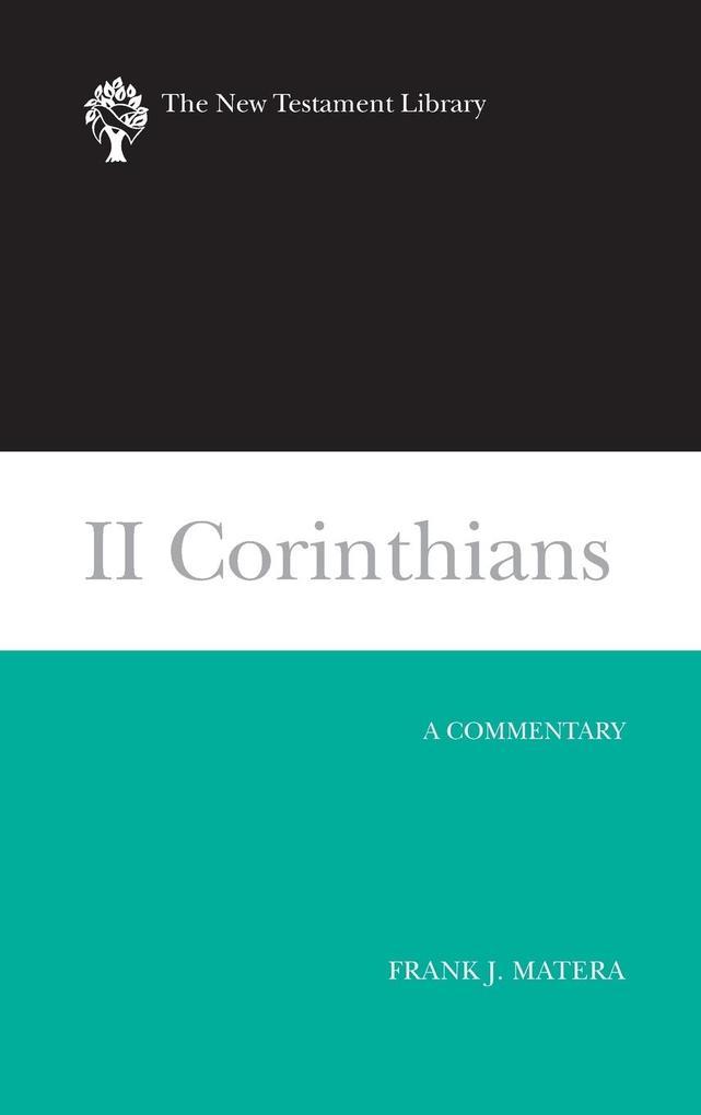 II Corinthians (NTL) als Buch (gebunden)