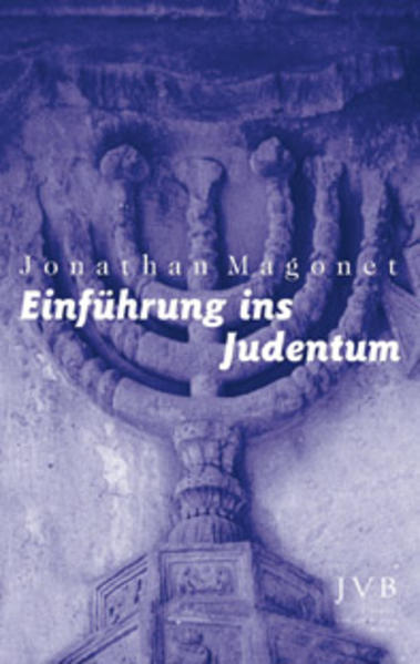 Einführung ins Judentum als Buch (kartoniert)