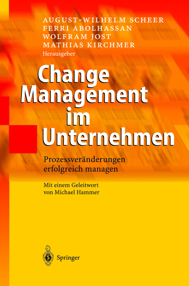 Change Management im Unternehmen als Buch (gebunden)