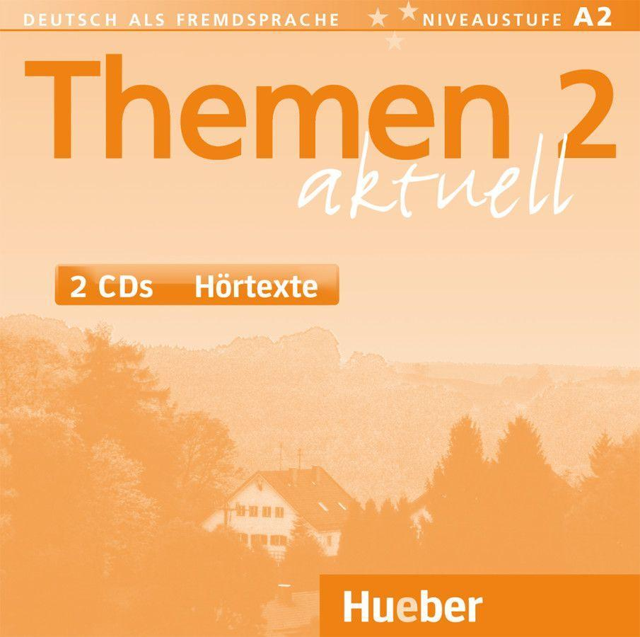 Themen aktuell 2. 2 CDs als CD